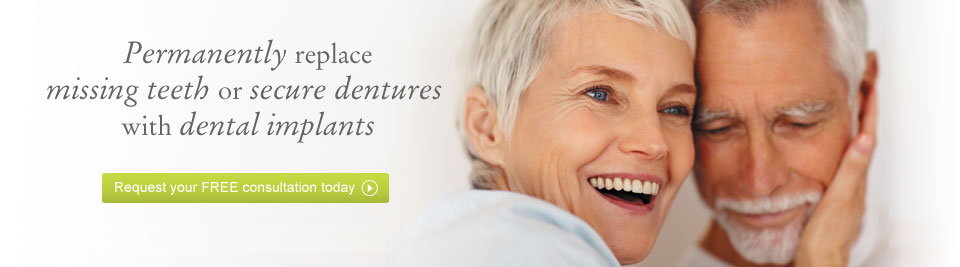 Request your Free Dental Implants consultation today