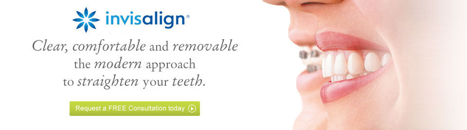 Request your Free Invisalign consultation
